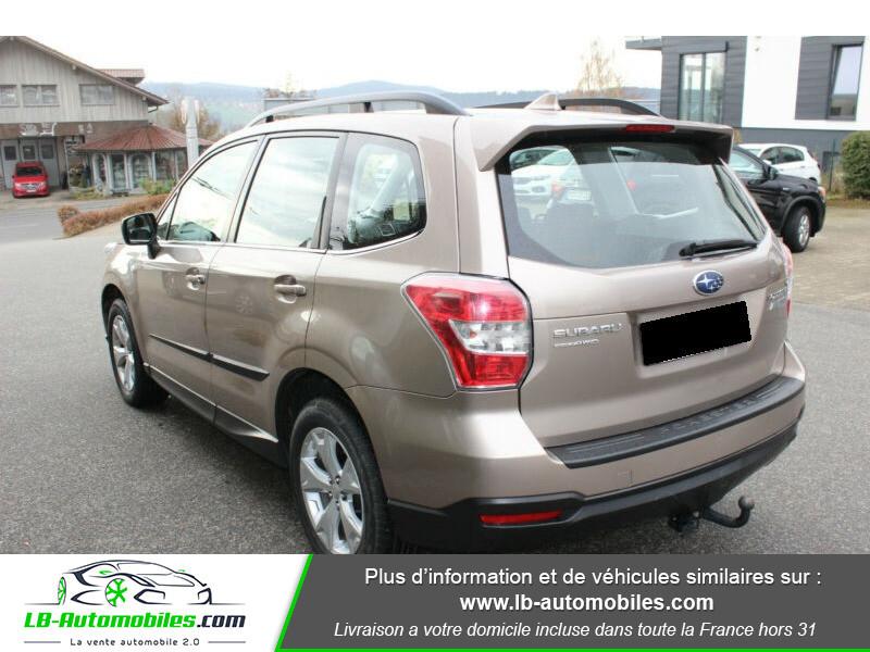 Subaru Forester 2.0 D 147 ch Marron occasion à Beaupuy - photo n°3