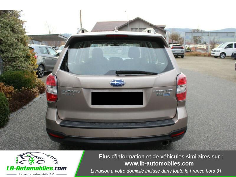 Subaru Forester 2.0 D 147 ch Marron occasion à Beaupuy - photo n°6