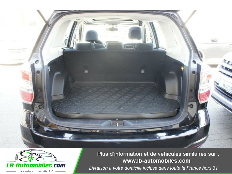 Subaru Forester 2.0 D 147 ch Noir occasion à Beaupuy - photo n°12