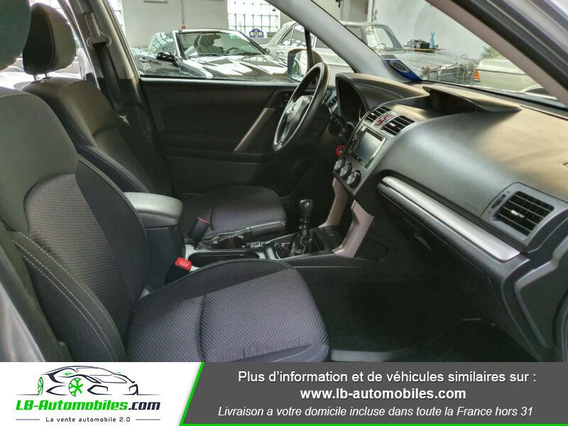 Subaru Forester 2.0 D 147 ch Argent occasion à Beaupuy - photo n°2