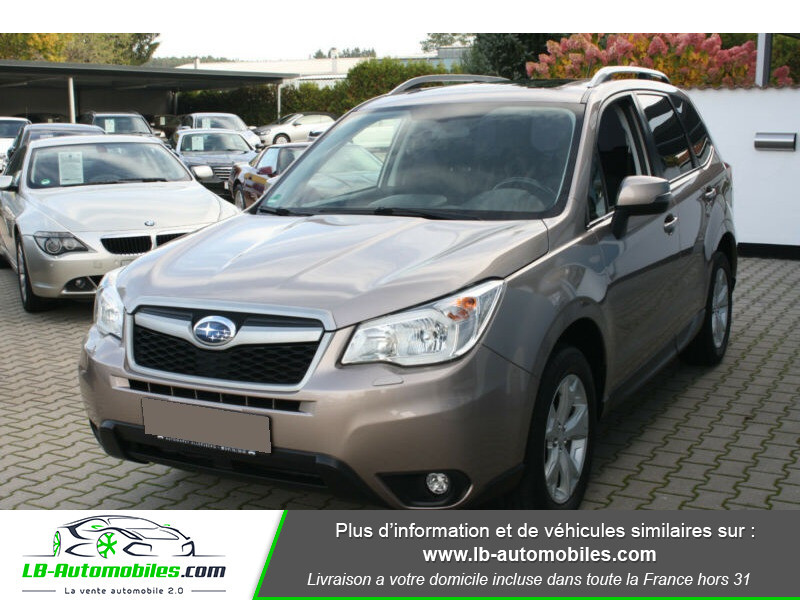 Subaru Forester 2.0 D 147 ch Beige occasion à Beaupuy