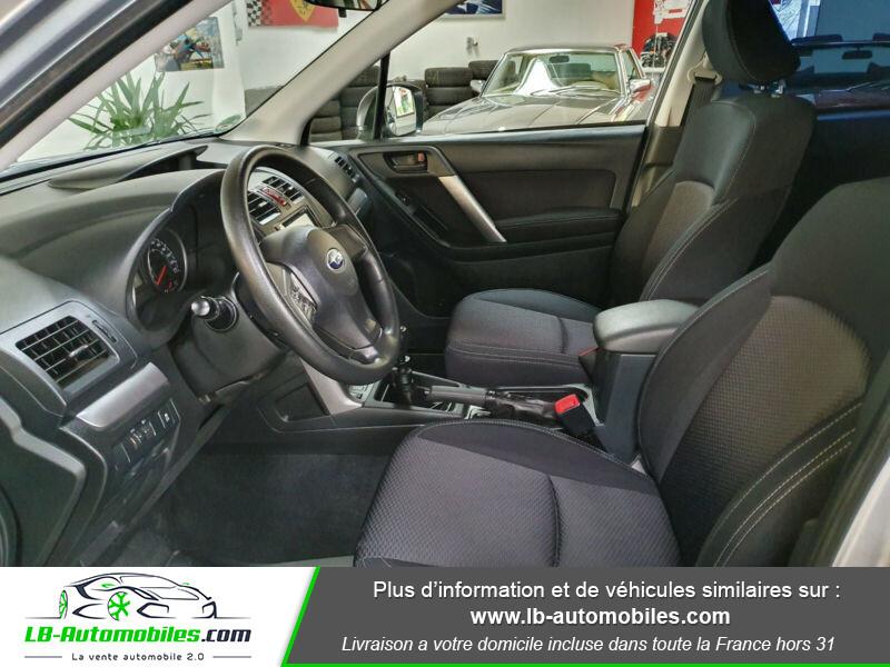 Subaru Forester 2.0 D 147 ch Argent occasion à Beaupuy - photo n°4