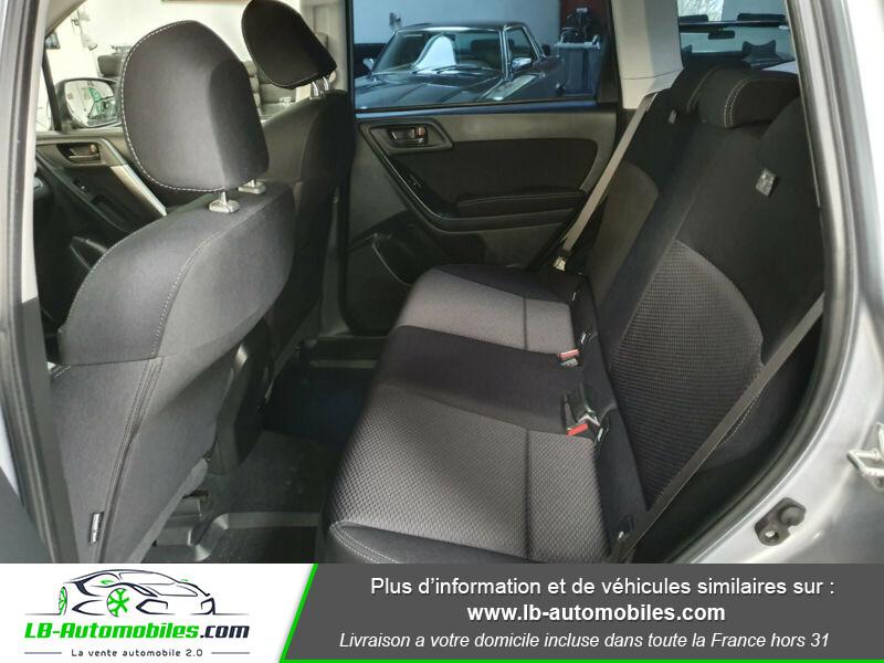 Subaru Forester 2.0 D 147 ch Argent occasion à Beaupuy - photo n°5