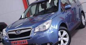 Subaru Forester occasion à Sombreffe