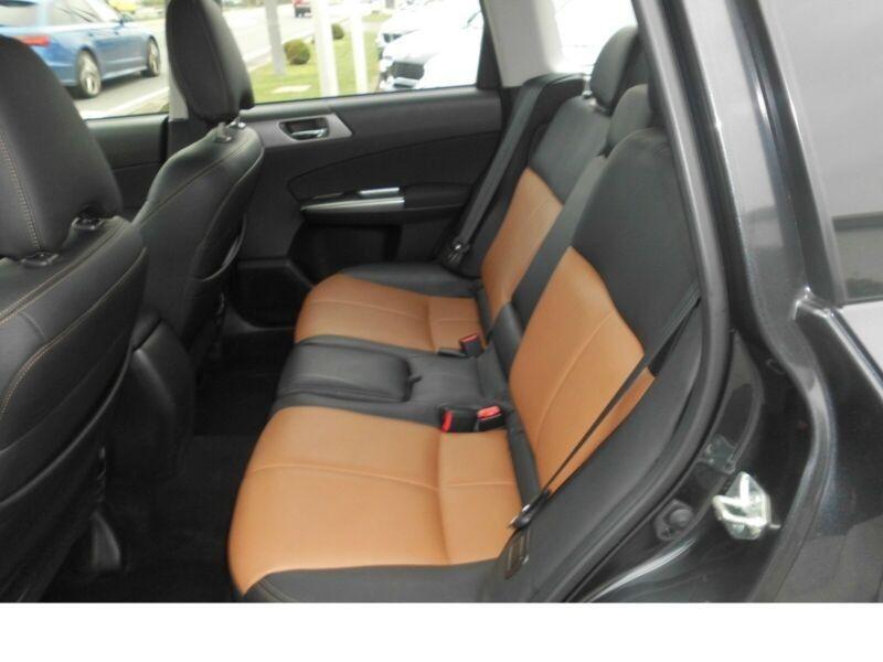 Subaru Forester 2.0 d Gris occasion à Beaupuy - photo n°6