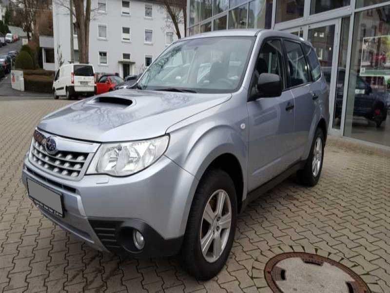 Subaru Forester 2.0 d Argent occasion à Beaupuy