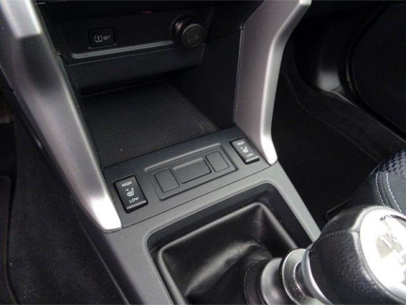 Subaru Forester 2.0 d Noir occasion à Beaupuy - photo n°8