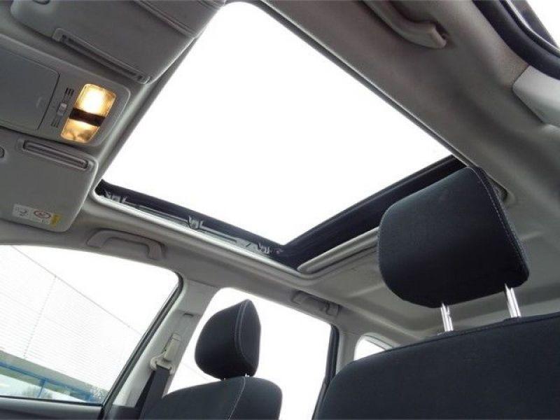 Subaru Forester 2.0 d Noir occasion à Beaupuy - photo n°9