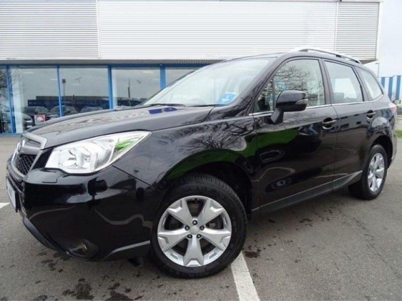 Subaru Forester 2.0 d Noir occasion à Beaupuy