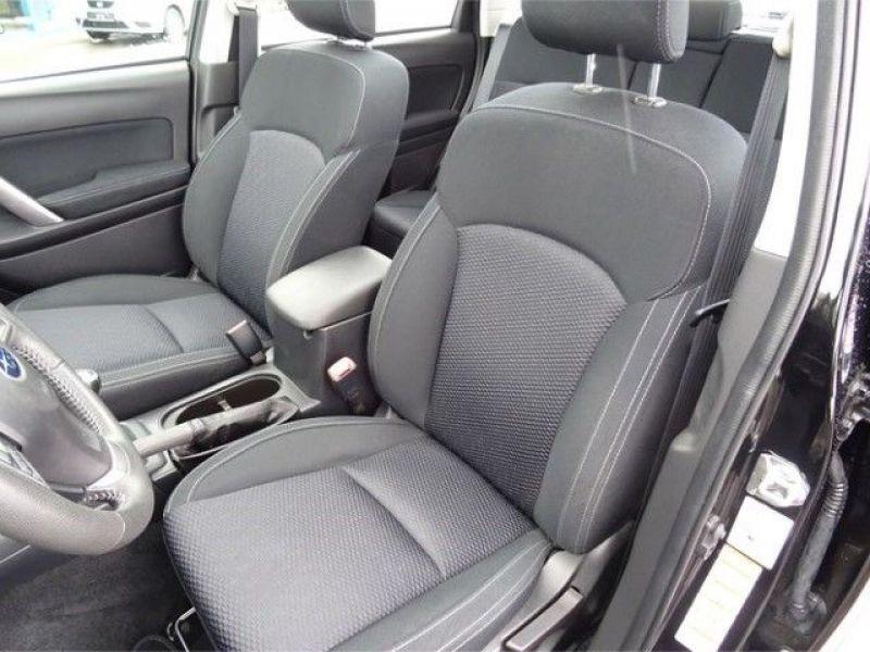 Subaru Forester 2.0 d Noir occasion à Beaupuy - photo n°4