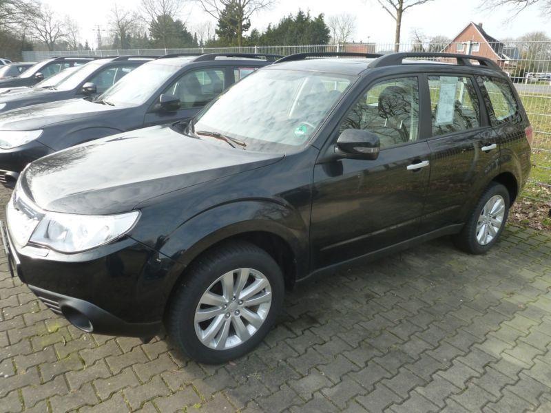 Subaru Forester 2.0 i Noir occasion à Beaupuy