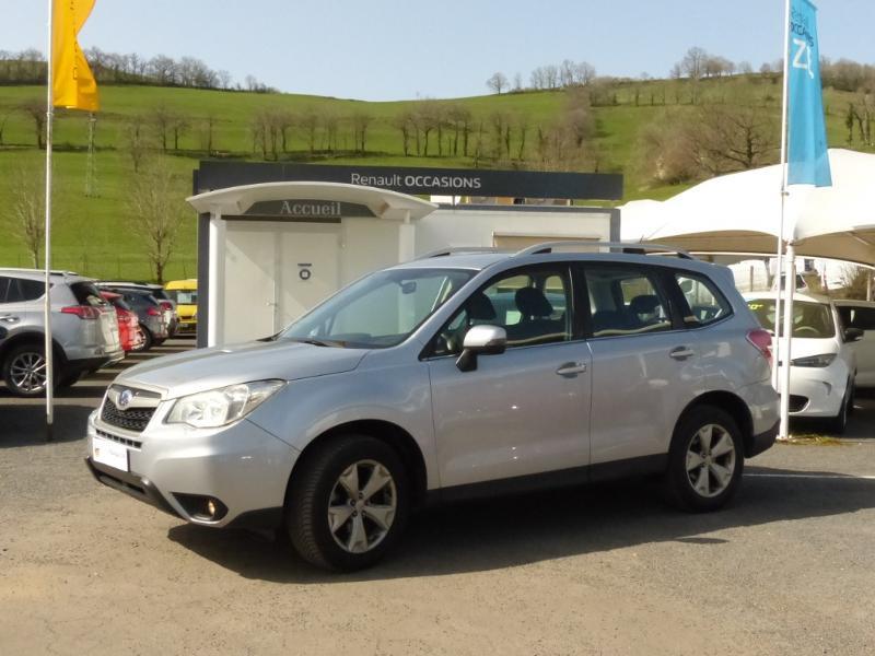 Subaru Forester 2.0i 150 Premium Lineartronic Gris occasion à Aurillac