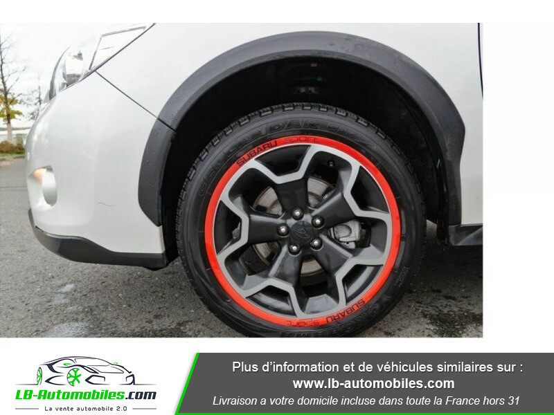 Subaru XV 2.0i 150 Edition 35 Sport Blanc occasion à Beaupuy - photo n°9