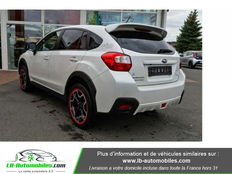 Subaru XV 2.0i 150 Edition 35 Sport Blanc occasion à Beaupuy - photo n°3