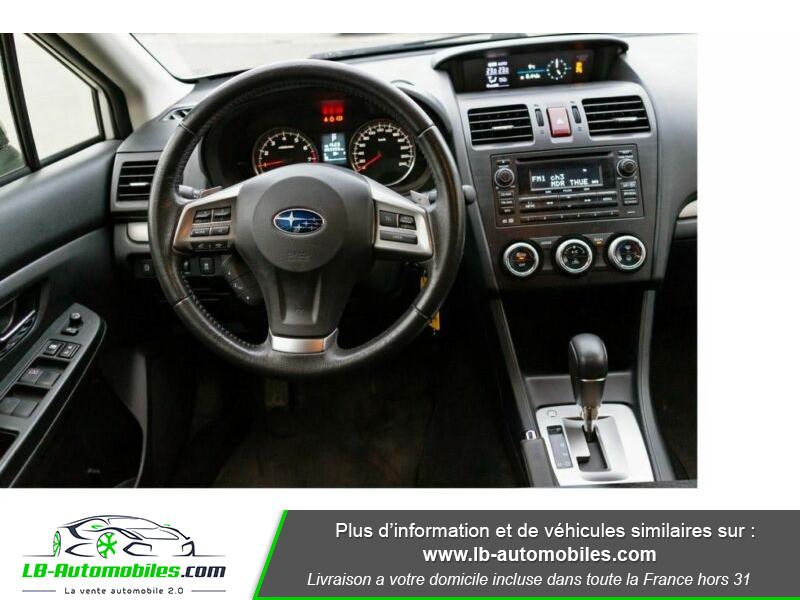 Subaru XV 2.0i 150 Edition 35 Sport Blanc occasion à Beaupuy - photo n°2