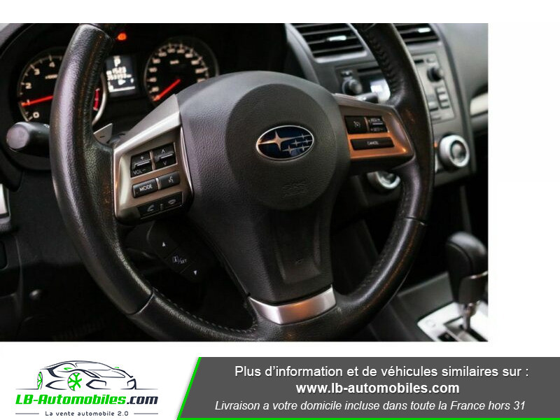 Subaru XV 2.0i 150 Edition 35 Sport Blanc occasion à Beaupuy - photo n°5