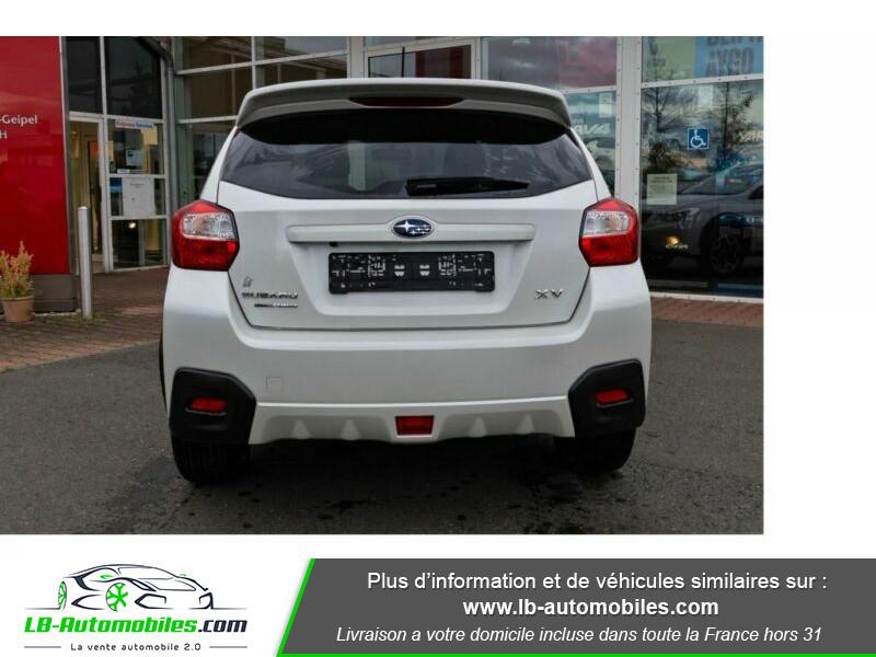 Subaru XV 2.0i 150 Edition 35 Sport Blanc occasion à Beaupuy - photo n°8