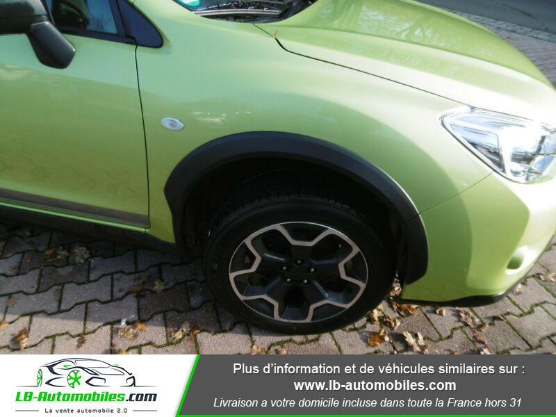 Subaru XV 2.0i 150 Vert occasion à Beaupuy - photo n°12