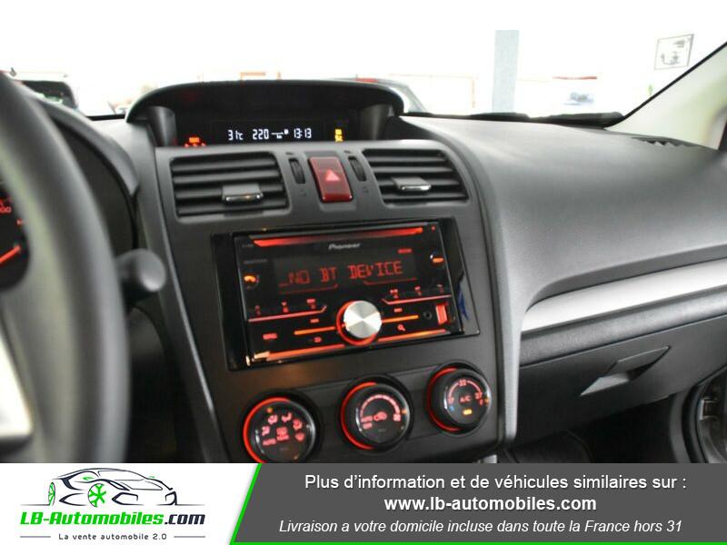Subaru XV 2.0i 150 Argent occasion à Beaupuy - photo n°8