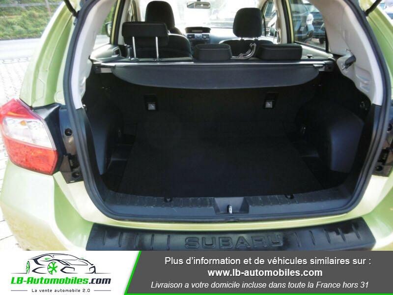 Subaru XV 2.0i 150 Vert occasion à Beaupuy - photo n°11