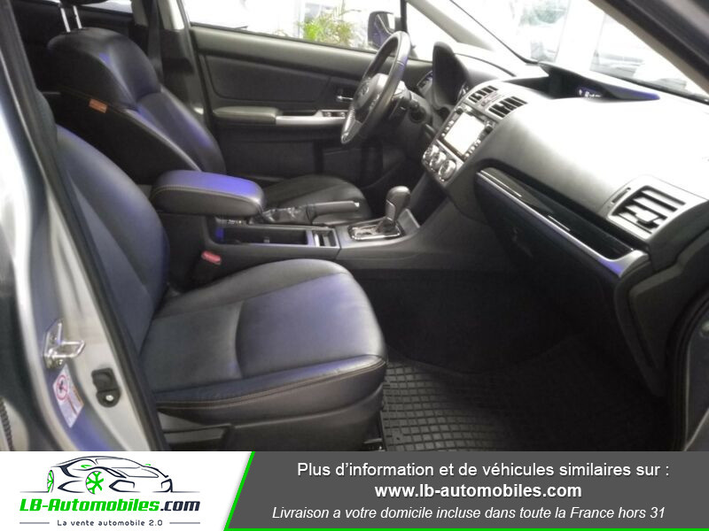 Subaru XV 2.0i 150 Argent occasion à Beaupuy - photo n°5