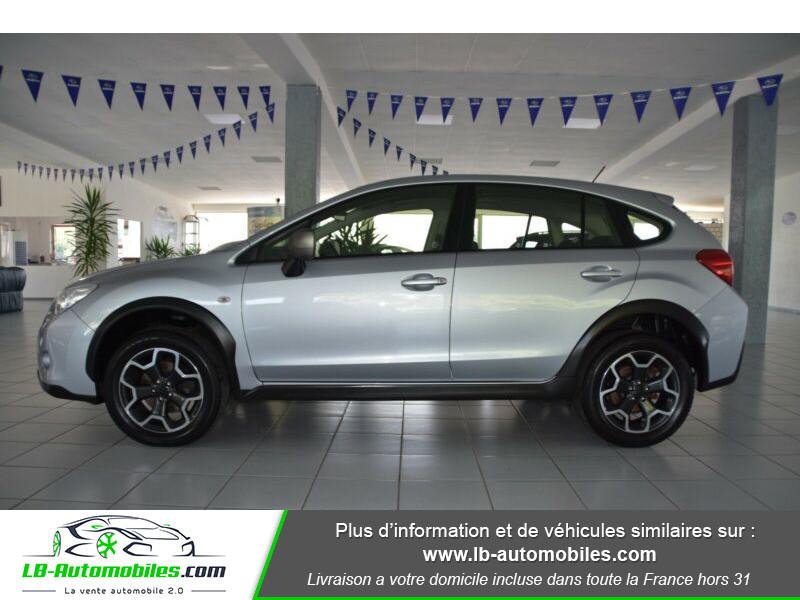 Subaru XV 2.0i 150 Argent occasion à Beaupuy - photo n°10