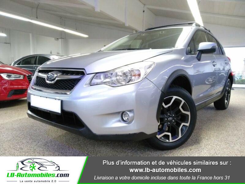 Subaru XV 2.0i 150 Argent occasion à Beaupuy