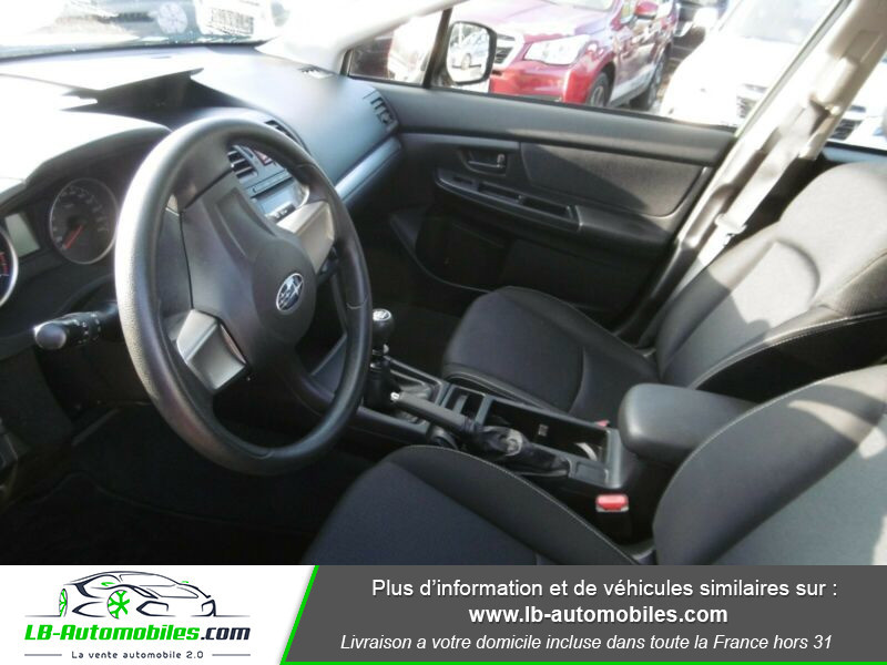 Subaru XV 2.0i 150 Vert occasion à Beaupuy - photo n°4