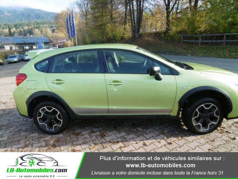 Subaru XV 2.0i 150 Vert occasion à Beaupuy - photo n°9