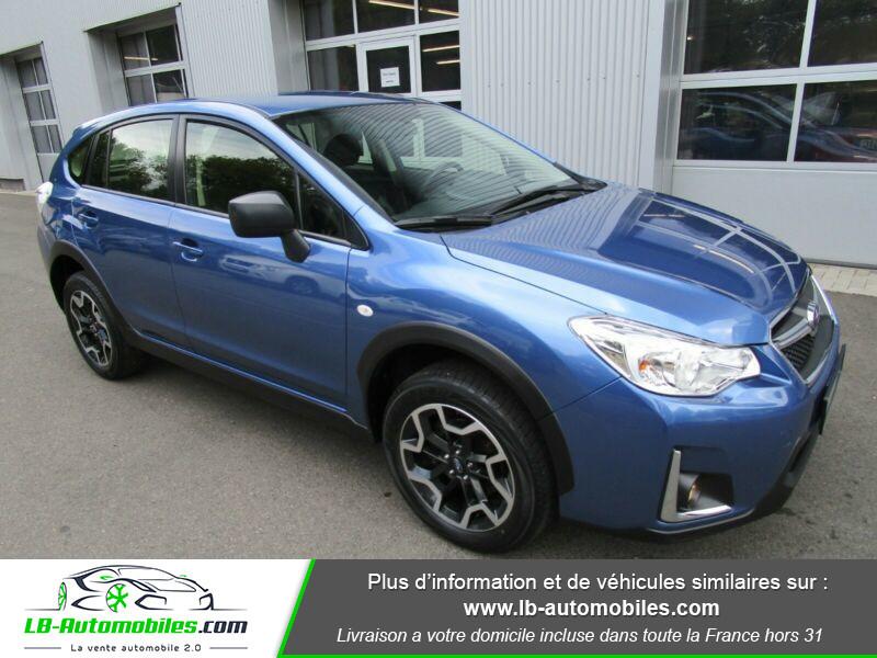 Subaru XV 2.0i 150 Bleu occasion à Beaupuy - photo n°7