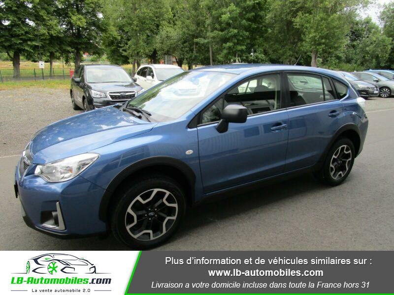 Subaru XV 2.0i 150 Bleu occasion à Beaupuy