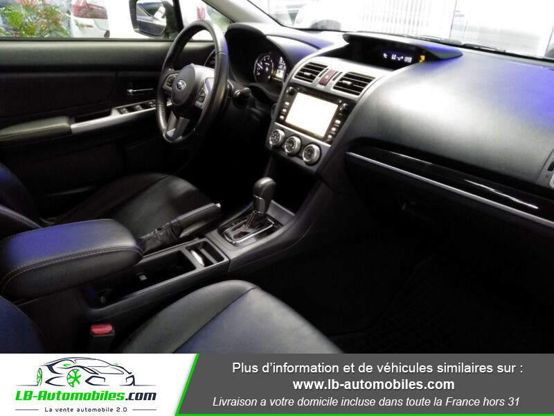 Subaru XV 2.0i 150 Argent occasion à Beaupuy - photo n°4