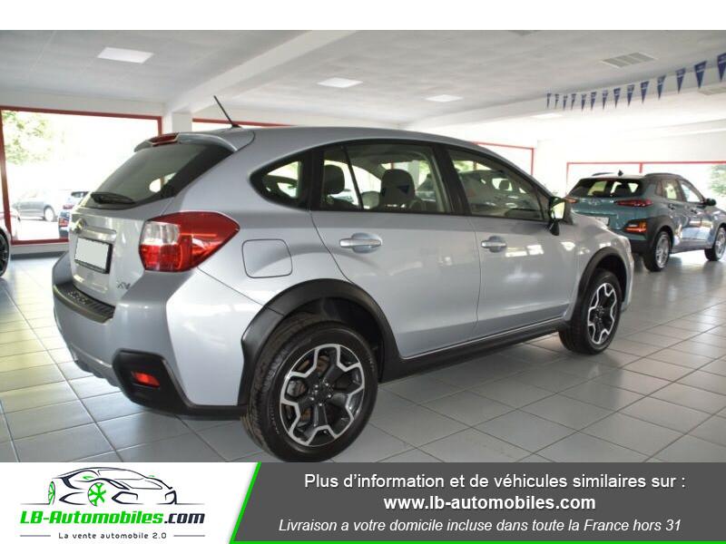 Subaru XV 2.0i 150 Argent occasion à Beaupuy - photo n°12