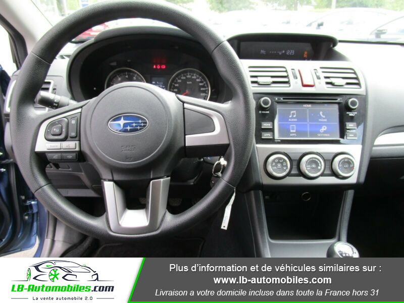 Subaru XV 2.0i 150 Bleu occasion à Beaupuy - photo n°2