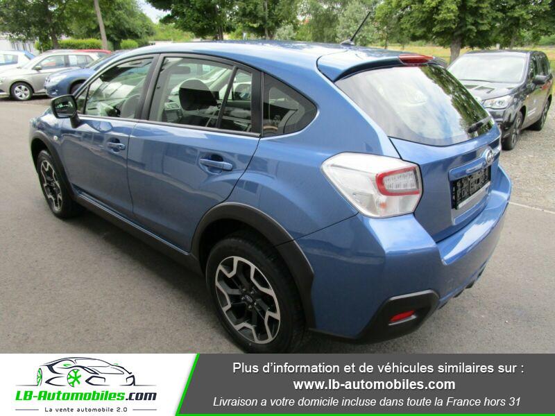 Subaru XV 2.0i 150 Bleu occasion à Beaupuy - photo n°3