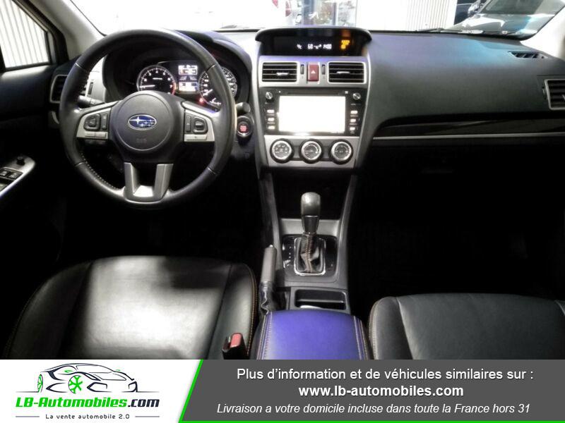 Subaru XV 2.0i 150 Argent occasion à Beaupuy - photo n°2