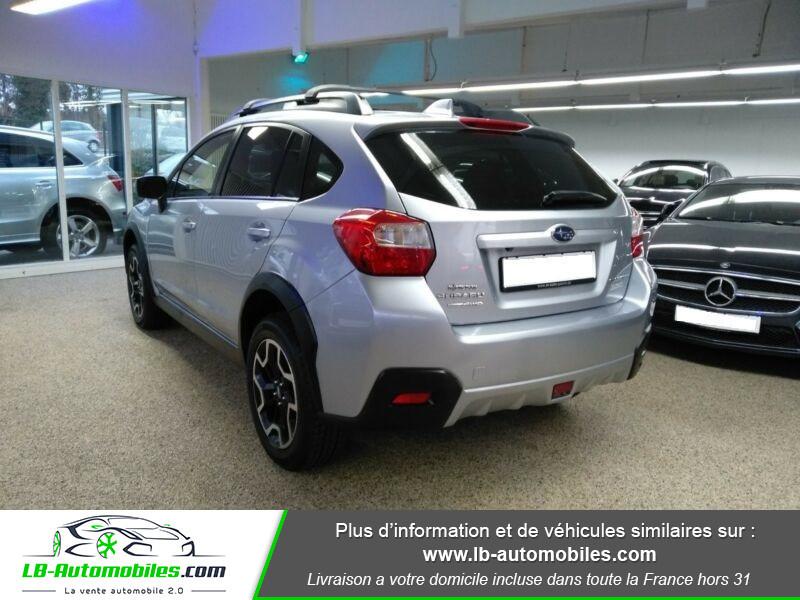Subaru XV 2.0i 150 Argent occasion à Beaupuy - photo n°3