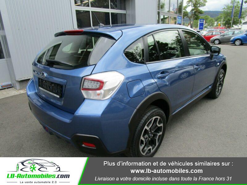Subaru XV 2.0i 150 Bleu occasion à Beaupuy - photo n°8