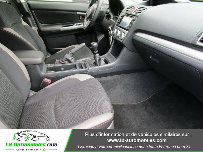 Subaru XV 2.0i 150 Bleu occasion à Beaupuy - photo n°5