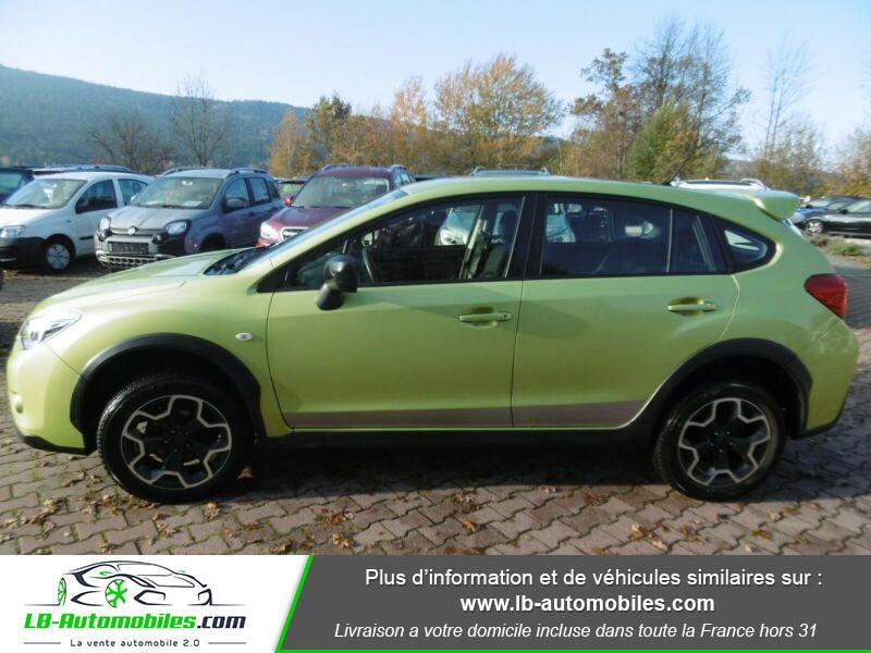 Subaru XV 2.0i 150 Vert occasion à Beaupuy - photo n°7