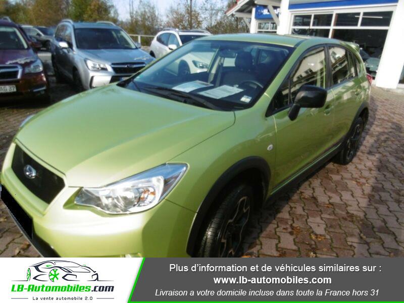 Subaru XV 2.0i 150 Vert occasion à Beaupuy