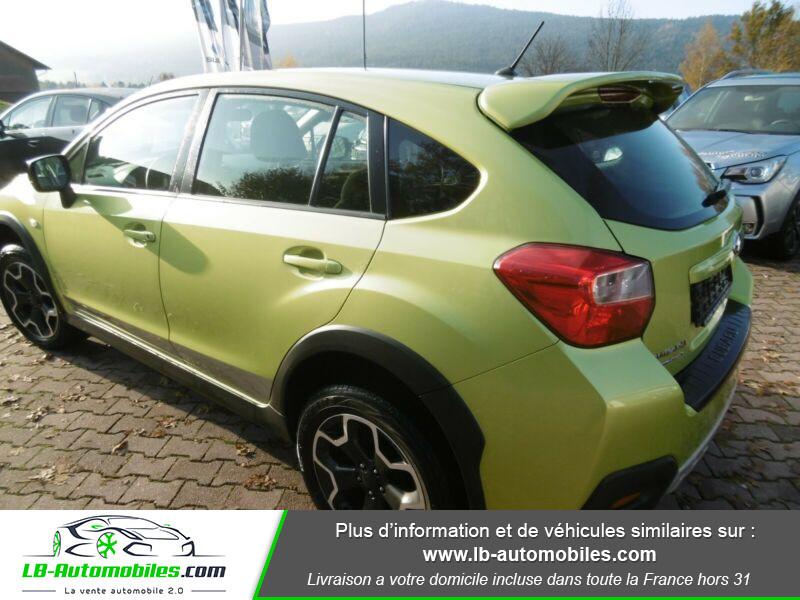 Subaru XV 2.0i 150 Vert occasion à Beaupuy - photo n°3