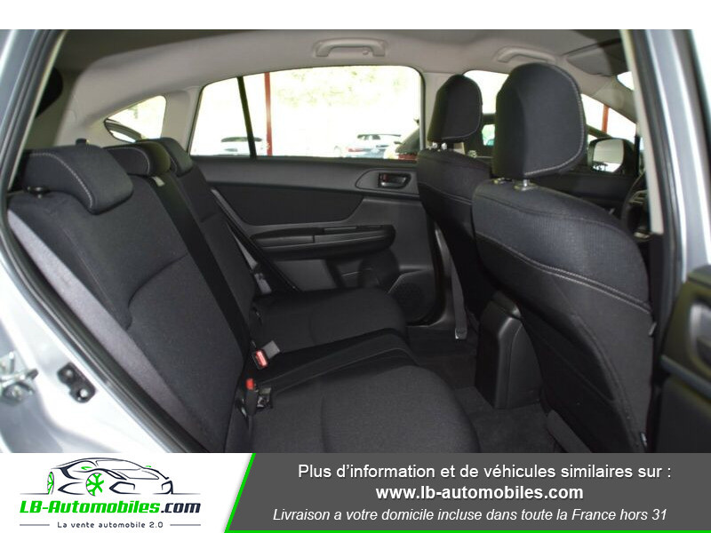 Subaru XV 2.0i 150 Argent occasion à Beaupuy - photo n°6