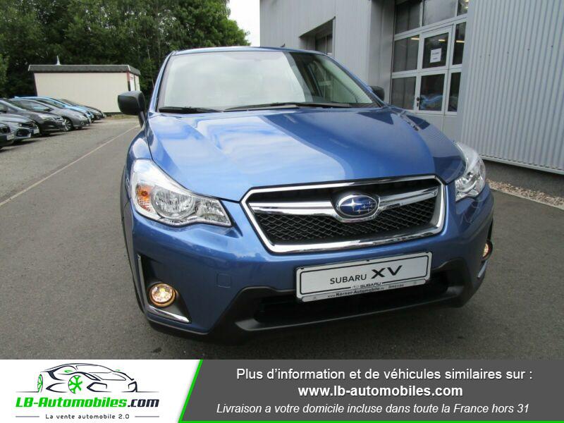 Subaru XV 2.0i 150 Bleu occasion à Beaupuy - photo n°9