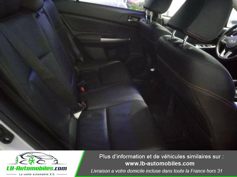 Subaru XV 2.0i 150 Argent occasion à Beaupuy - photo n°7