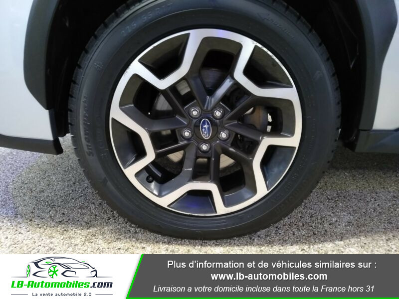Subaru XV 2.0i 150 Argent occasion à Beaupuy - photo n°11