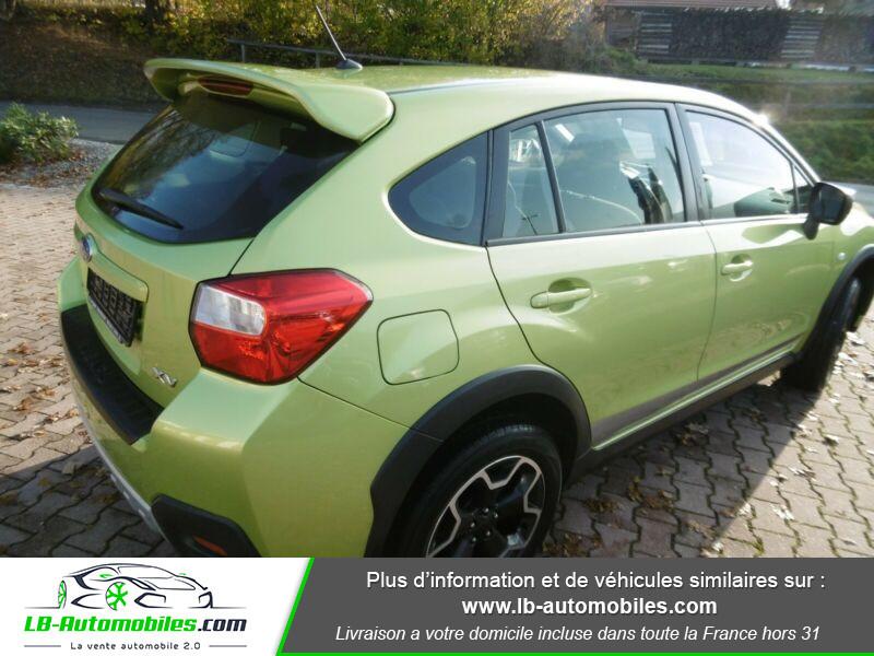 Subaru XV 2.0i 150 Vert occasion à Beaupuy - photo n°10