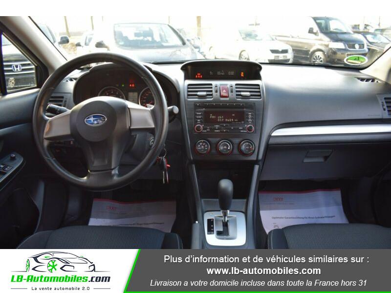 Subaru XV 2.0i AWD 150 Gris occasion à Beaupuy - photo n°2