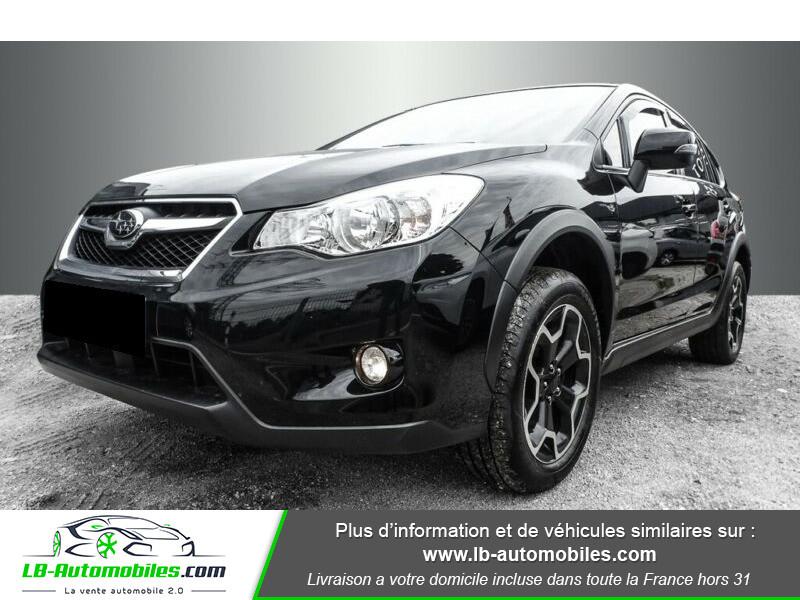 Subaru XV 2.0i AWD 150 Noir occasion à Beaupuy