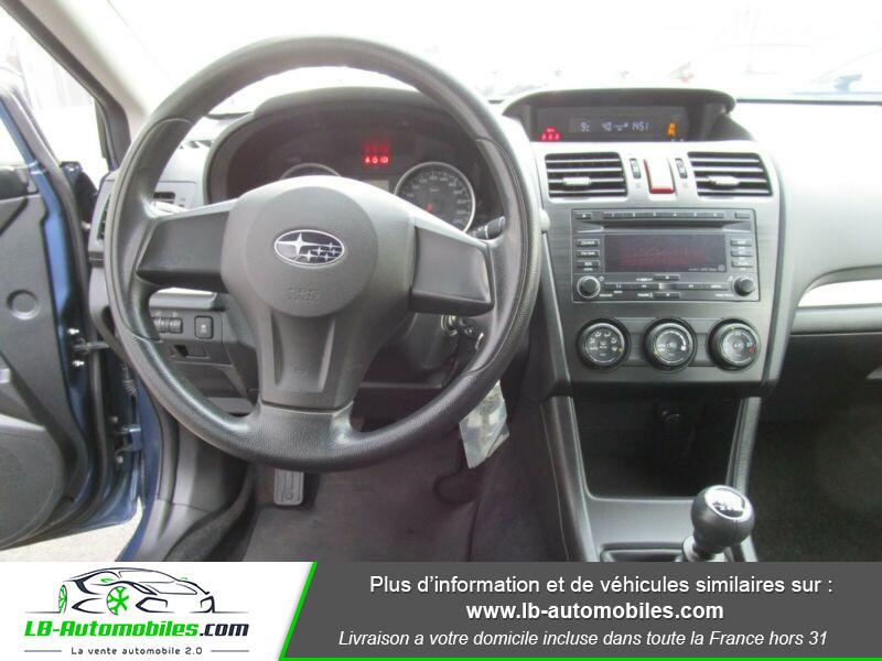 Subaru XV 2.0i AWD 150 Bleu occasion à Beaupuy - photo n°2